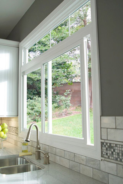 Controlling Air Ventilation In Rooms With Windows That Are Harder To Reach One Such Situation Would Be Above A Kitchen Sink Sliding Open Right