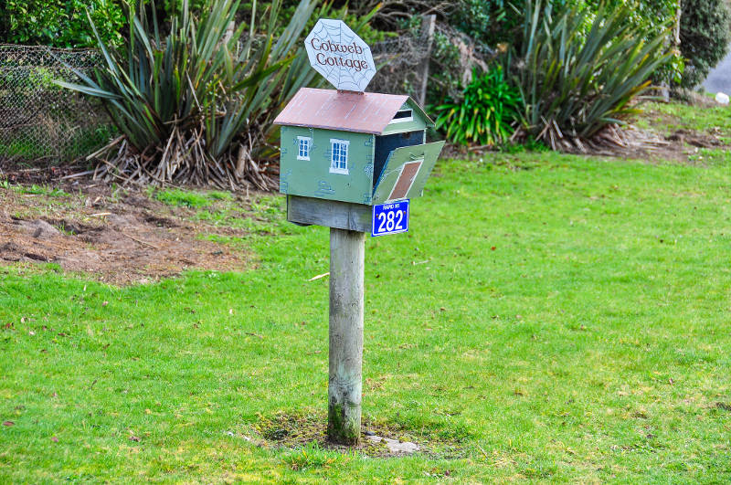 decorative mailbox