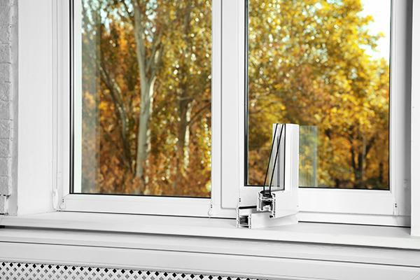 insulated vinyl windows
