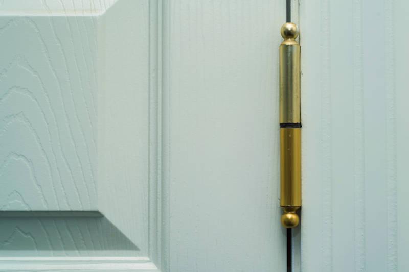 Types Of Exterior Door Hinges