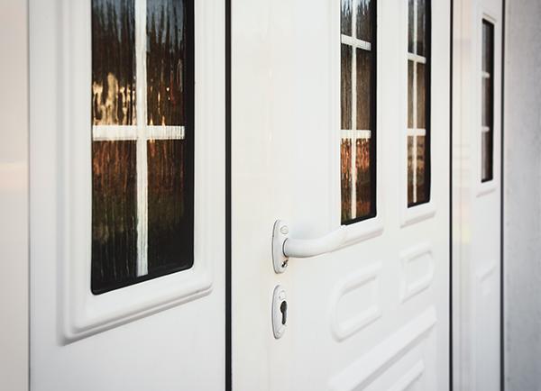 custom front doors
